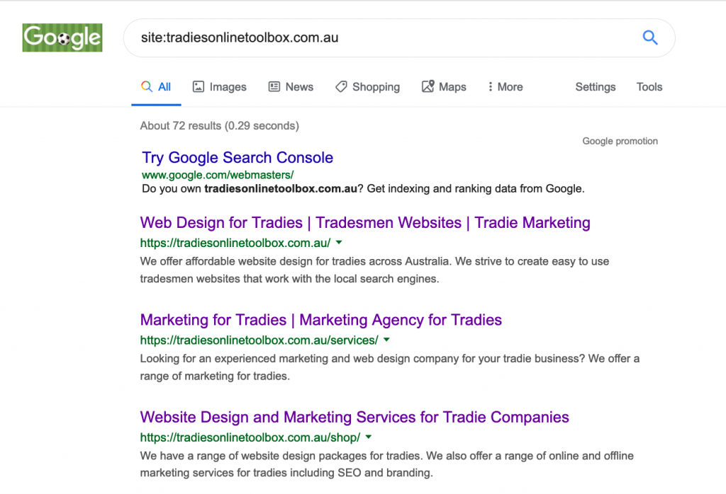 Is My Website Indexed on Google?